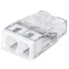 Клемма WAGO 2273-242 на 2 провода с пастой